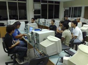 Coding Dojo Rio na II PythonCampus
